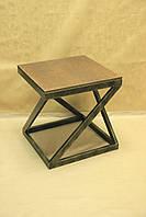 Стол дерево СД-14 (металл, дерево), фото 1