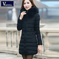 Жіноча зимова куртка, пуховик Модель 738, фото 3