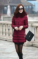 Жіноча зимова куртка, пуховик Модель 738, фото 5