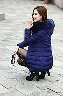 Жіноча зимова куртка, пуховик Модель 738, фото 6