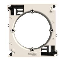 EPH6100123. Коробка для наружного монтажа Кремовый ASFORA