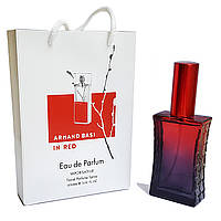 Armand Basi In Red (Арманд Баси Ин Ред) в подарочной упаковке 50 мл.
