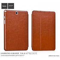 "Чехол Hoco Crystal Classic Series для Samsung Galaxy Tab A 9,7"" коричневый"