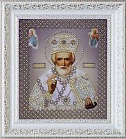 Икона святителя Николая Чудотворца (серебро) P-269