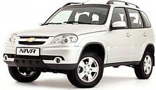 Пороги на Chevrolet Niva (c 2002--)