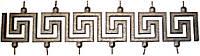 Декоративный елемент меандр фриз 500х100 мм Арт. AD-55.030