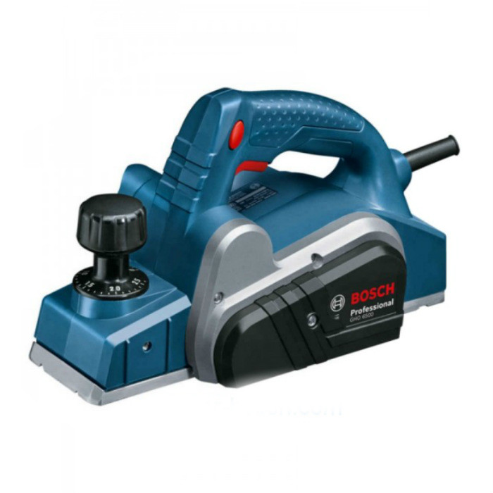 Рубанок электрический Bosch GHO 6500, 0601596000