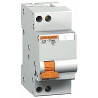 11473. Дифференциальный автоматический выключатель АД63 2П 16A З 30МА. Домовой