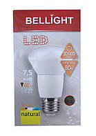 Лампа светодиодная Bellight LED R63 E27 7,5W 4000K