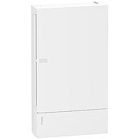 MIP12312. ЩИТ MINI PRAGMA  3РЯДА/36 модулей  Навесной Белая дверь