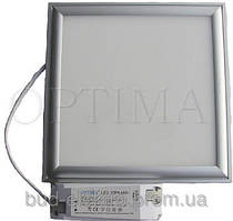 Панель світлодіодна вбудована СВО_15W_30х30 (ЛЕД панель)