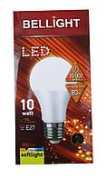 Лампа светодиодная Bellight LED A60 10W E27 3000K