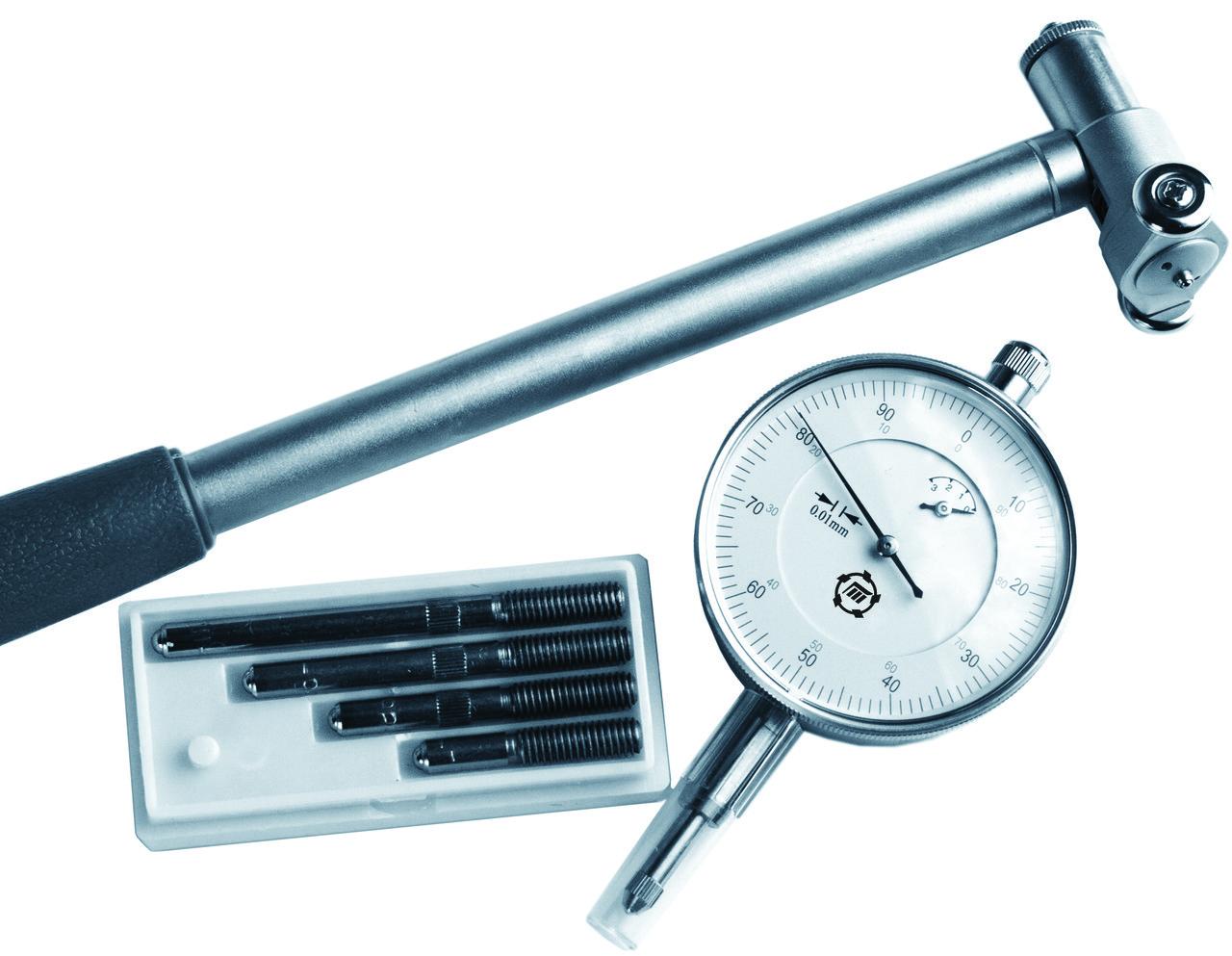 Нутромер НИ 450-700 0.01 мм, индикаторный (Туламаш) - Измерительный и металлорежущий инструмент в Киеве