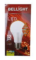Лампа светодиодная Bellight LED A60 12W E27 3000K