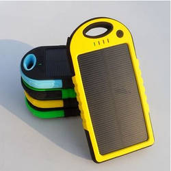 Solar charger и Power Bank