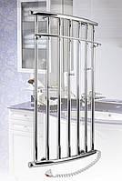 Электрический полотенцесушитель Laris Ларис П7 500 х 900(72207029)правое подключение