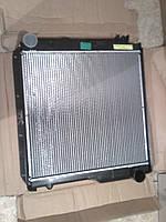 Радиатор ДВС E-2 ТАТА, I-VAN, ЭТАЛОН 278650100283 Commercial Radiator