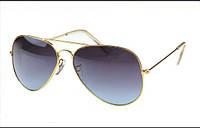 Солнцезащитные очки Ray Ban Aviator , капли , фото 1