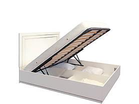 Кровать 2-сп с подъемным механизмом Экстаза Черный лак (Світ Меблів TM), фото 2