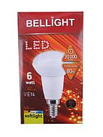 Лампа светодиодная Bellight LED R50 E14 6W 3000K