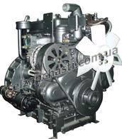 Двигатель в сборе KM385BT FT240/244