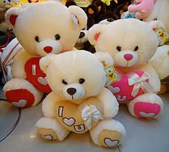 Медведь с сердцем (музыкальный)  Сонечко 034-50