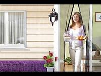 Магнитные шторы-сетка Magic mesh (Мэджик Мэш)