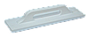 Терка 140х250мм пенопластовая, уплотненная (Украина)
