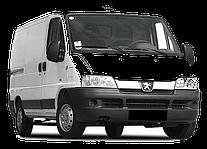 Пороги на Peugeot Boxer 1,2 (1994-2006)