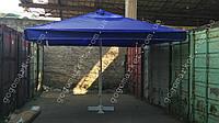 Зонт барный,зонт пляжный,зонт для кафе 4х4 Разные цвета под заказ