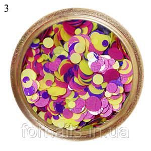 Камифубуки (конфетти) №3