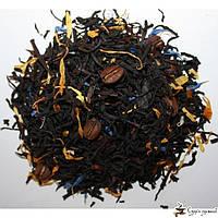 Черный ароматизированный чай Teahouse Шоколадный брауни