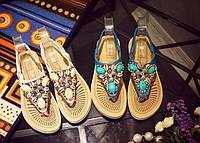Женские летние сандалии