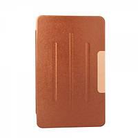 """Чехол-подставка для Samsung Galaxy Tab E SM-T560 9.6"""" коричневый"""