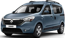 Пороги на Renault Dokker (c 2013--)