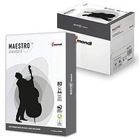 Бумага Maestro Standard формат A4, 80 г/м2 (500 листов пачка)