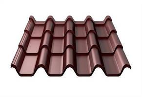 Металлочерепица RUUKKI Armorium 30/Polyester matt(цвета группы Basic)
