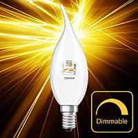 Светодиодная лампа OSRAM SUPERSTAR CL BA40 5,4W E14 прозрачная
