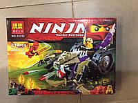 Конструктор Ninja NG 10318 Разрушитель клана Анакондрай