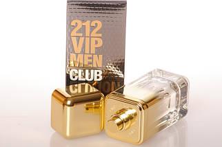 Carolina Herrera 212 VIP Men Club Edition туалетная вода 100 ml. (Каролина Эррера 212 Вип Мэн Клаб Эдишн), фото 3