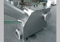 Безвальный шнековый уплотнитель FCP/С-20 AISI 304