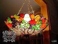 Подвесные светильники в стиле Тиффани
