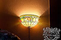 Светильники на стену в стиле Тиффани