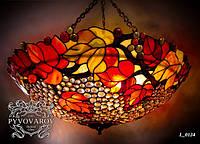 Светильник для подвесных потолков в стиле Тиффани