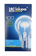 Лампа накаливания 100 Вт в индивидуальной упаковке
