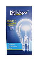 "Лампа накаливания (ЛОН) 25 Вт цоколь Е27 ""Искра"" Львов в коробочке, фото 1"