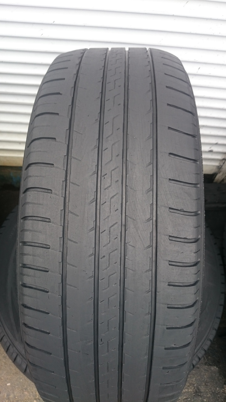 Шины б\у, летние: 225/55R18 Dunlop SP Sport 7000