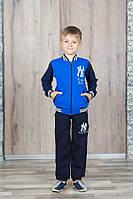 Костюм спортивный синий ЮНИОР--1(152см),2(158),3(164см)