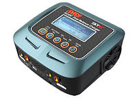 Зарядное устройство универсальное дуо SkyRC D100 10A/100WxAC/200WxDC с/БП (зарядки универсальные)
