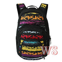 Школьный рюкзак для мальчика чёрный, фото 1